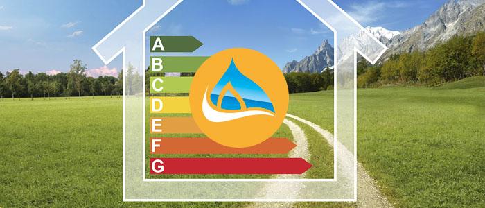 Certificado Energetico en Las Rozas. Reparacion de calderas y letras de la Certificación de Eficiencia energetica.