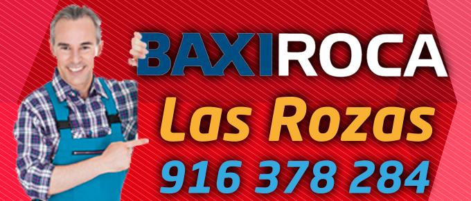 Servicio tecnico baxiroca en Las Rozas