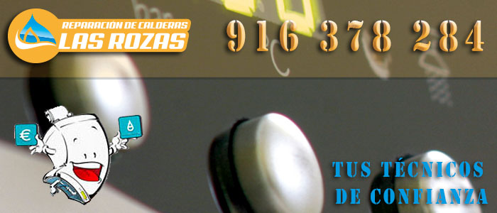 Instalacion de calderas de condensacion en Las Rozas. Caldera de suelo de condensacion.