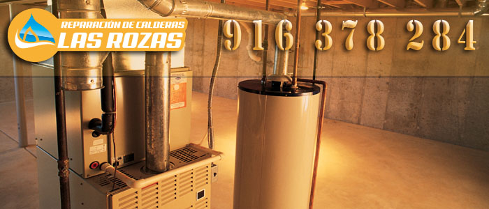 Sustitucion de calderas comunitarias en La Rozas con el Plan Renove de Salas de Calderas de la Comunidad de Madrid