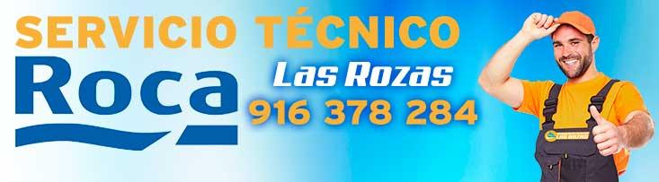 servicio tecnico de calderas Roca en Las Rozas
