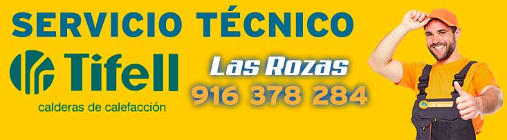 servicio tecnico Tifell en Las Rozas