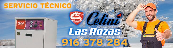 servicio tecnico Celini en Las Rozas