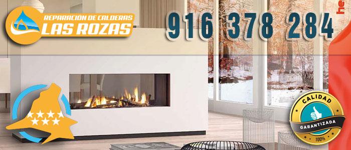 Cómo calentar la casa con gas natural ahorrando dinero