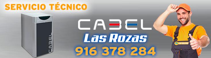 servicio tecnico Cabel en Las Rozas