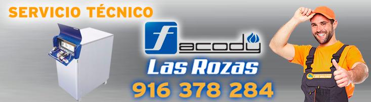 servicio tecnico Facody en Las Rozas