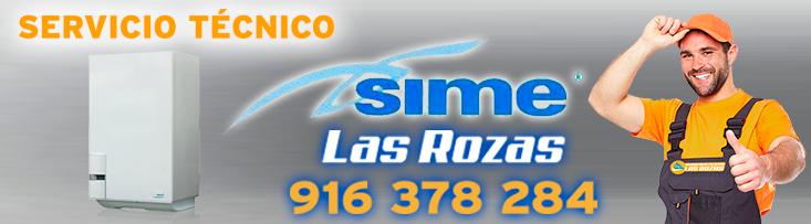 servicio tecnico Sime en Las Rozas