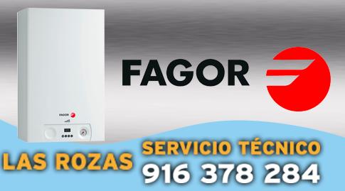Reparacion de calderas Fagor en Las Rozas.