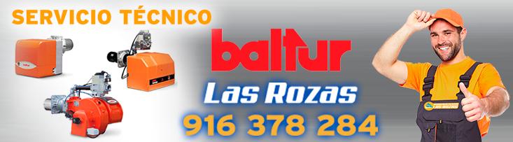 servicio tecnico Baltur en Las Rozas de Madrid