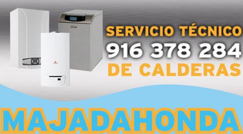 Servicio Tecnico de Calderas en Majadahonda.