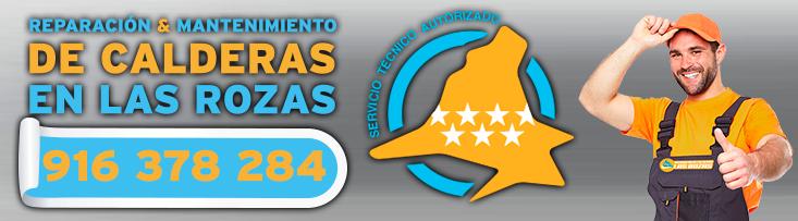 Mantenimiento y reparacion de calderas en Las Rozas de Madrid