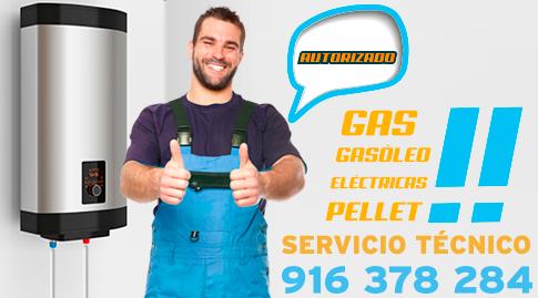 Servicio tecnico de Calderas en Las Rozas de Madrid.