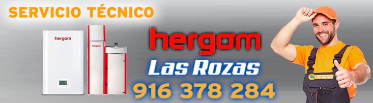 servicio tecnico HERGOM en Las Rozas de Madrid