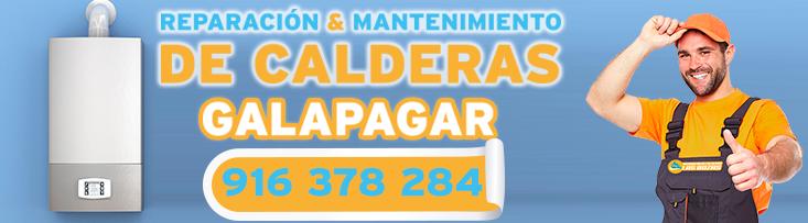 Reparacion de Calderas en Galapagar.