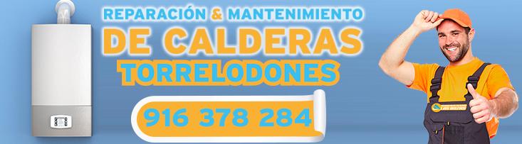 Reparacion de Calderas en Torrelodones.