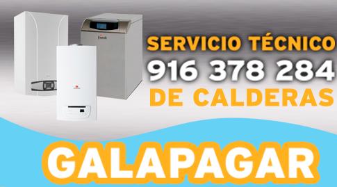 Servicio tecnico de calderas en Galapagar
