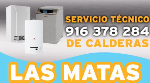Servicio tecnico de calderas en Las Matas