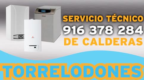 Servicio tecnico de calderas en Torrelodones.