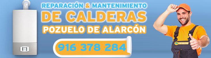 Reparacion de Calderas en Pozuelo de Alarcon.
