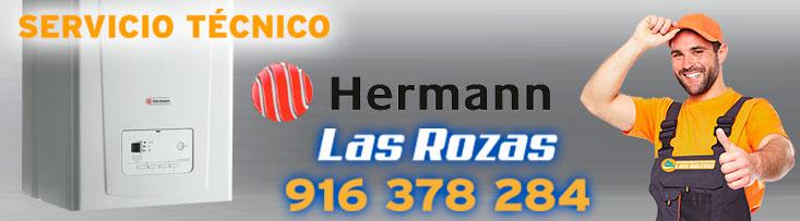 Reparacion de calderas Hermann en Las Rozas de Madrid