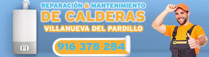 Reparacion de Calderas en Villanueva del Pardillo.
