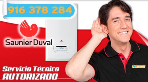 servicio tecnico Saunier Duval Torrelodones.