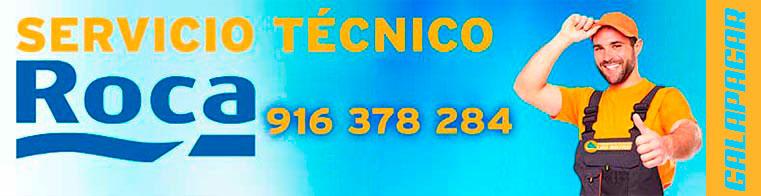 servicio tecnico Calderas Roca Galapagar.