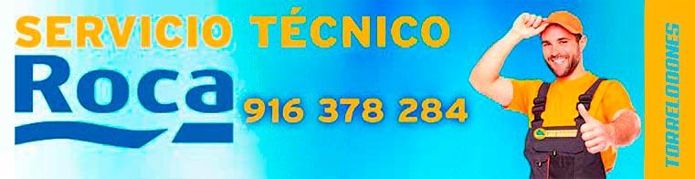 servicio tecnico Calderas Roca Torrelodones.