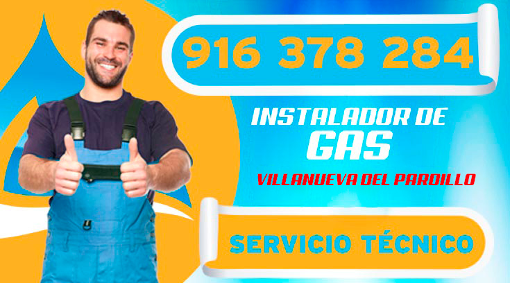 INSTALADOR DE GAS AUTORIZADO VILLANUEVA DEL PARDILLO