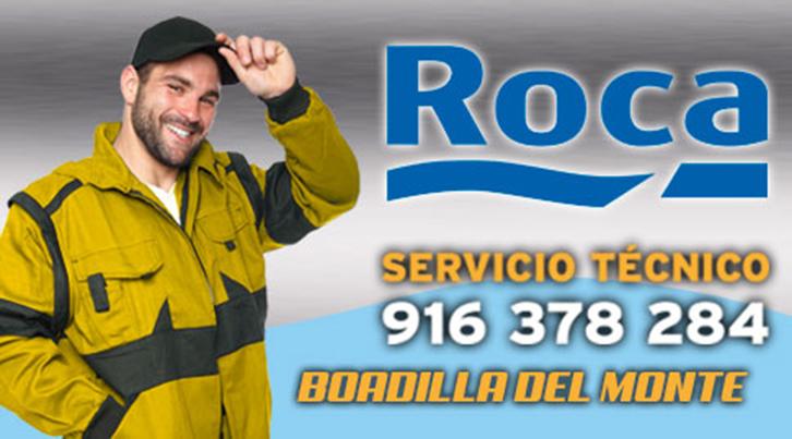 Servicio Técnico Calderas Roca en Boadilla del Monte.