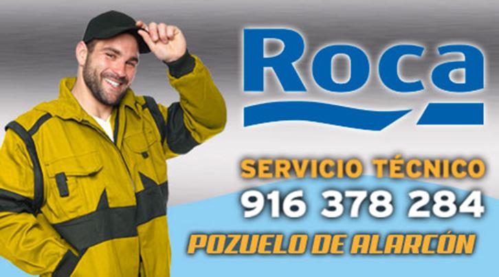 servicio Técnico Calderas Roca en Pozuelo de Alarcón.